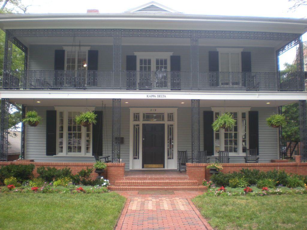 Kappa Delta at University of North Carolina at Chapel Hill ...